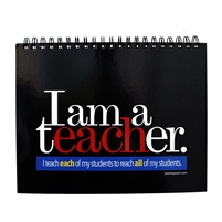 Teacher Peach's Each and All Notebook/Journal