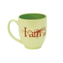 Teacher Peach's I Am a Teacher Coffee Mug