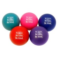 Teacher Peach Stress Balls