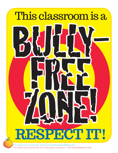 Teacher_Peach_Bully-free_Zone