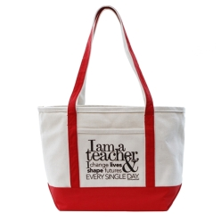 I Am a Teacher Tote