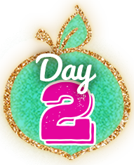 Day2 peach