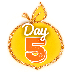 12 Days Holiday Sale DAY 5 peach