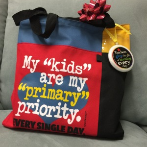 Primary Priority Tote