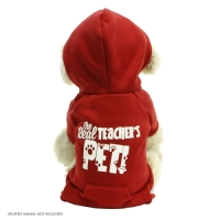 Real Teacher's Pet Dog Hoodie