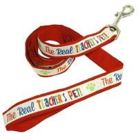 Teacher Peach Dog Leash