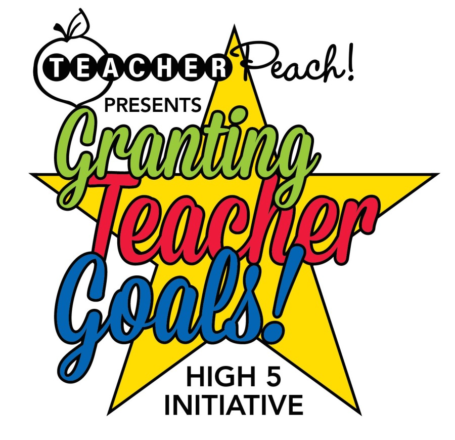 TP Granting Teacher Goals! High 5 FINAL LOGO