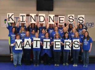 Kindness Challenge Baldwin Staff